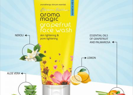 Grapefruit Face Wash